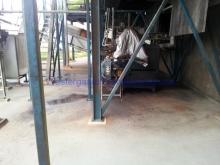 Kemisk rensning før Epoxy, Grindsted Rensningsanlæg, foto 3